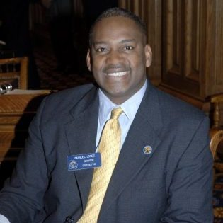 Emanuel Jones, First Vice Chair (District 10)