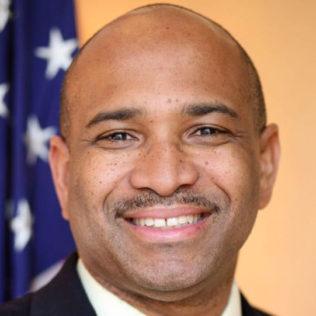 Lester Jackson, Chair, Legislative Black Caucus (District 2)